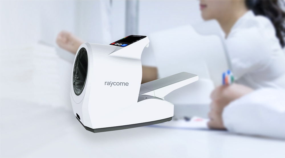 Raycome hospital use blood pressure monitor