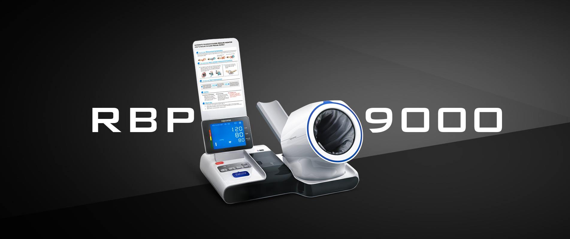 Raycom RBP 9000 blood pressure machine