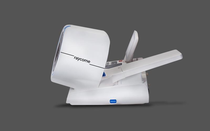 A Raycome hospital-use bp device