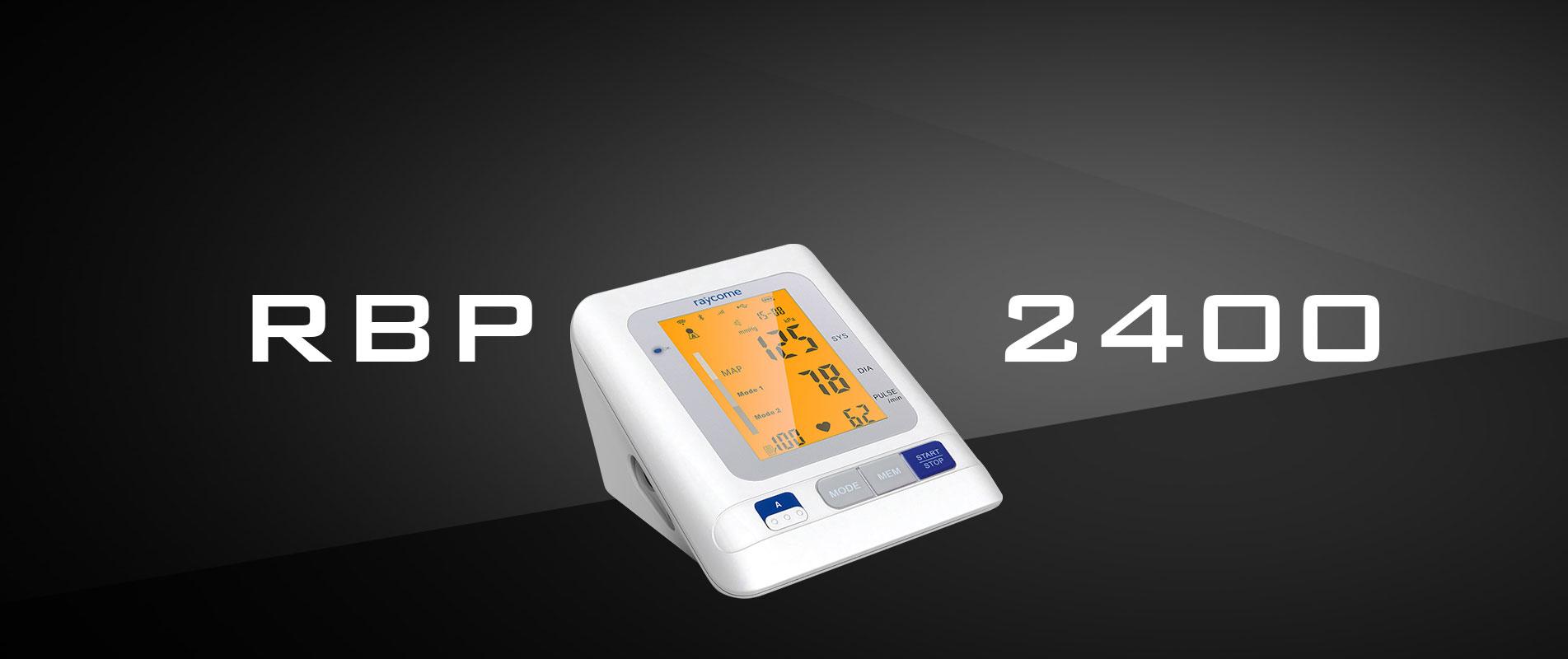 Raycome home use blood pressure machine 2400