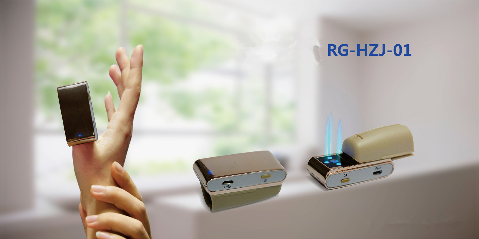 Raycome Nail fungus laser device