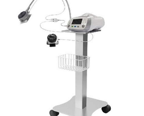 A Raycome pain relief laser device