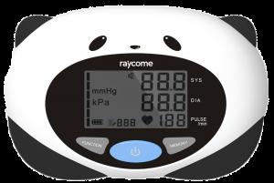 A Raycome kid-use blood pressure monitor