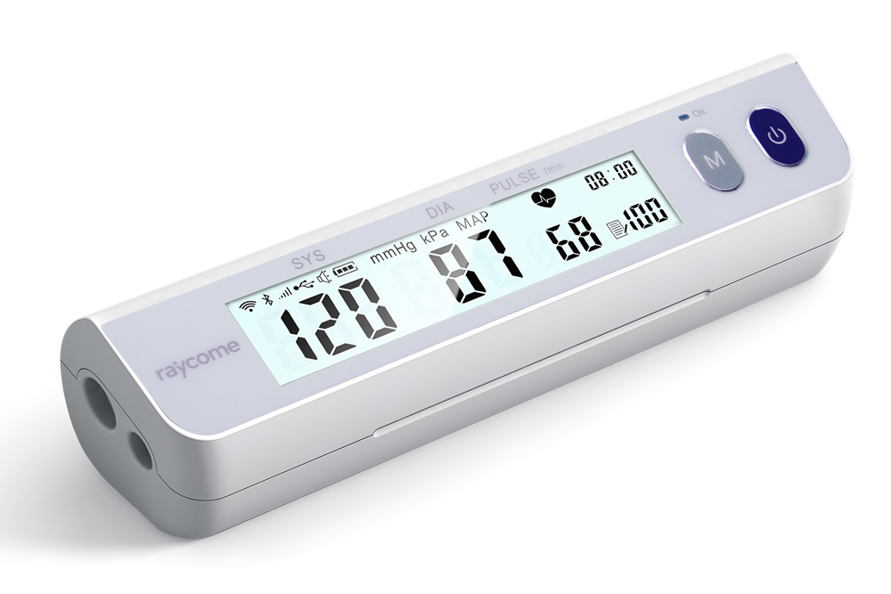 hospital-use blood pressure monitor