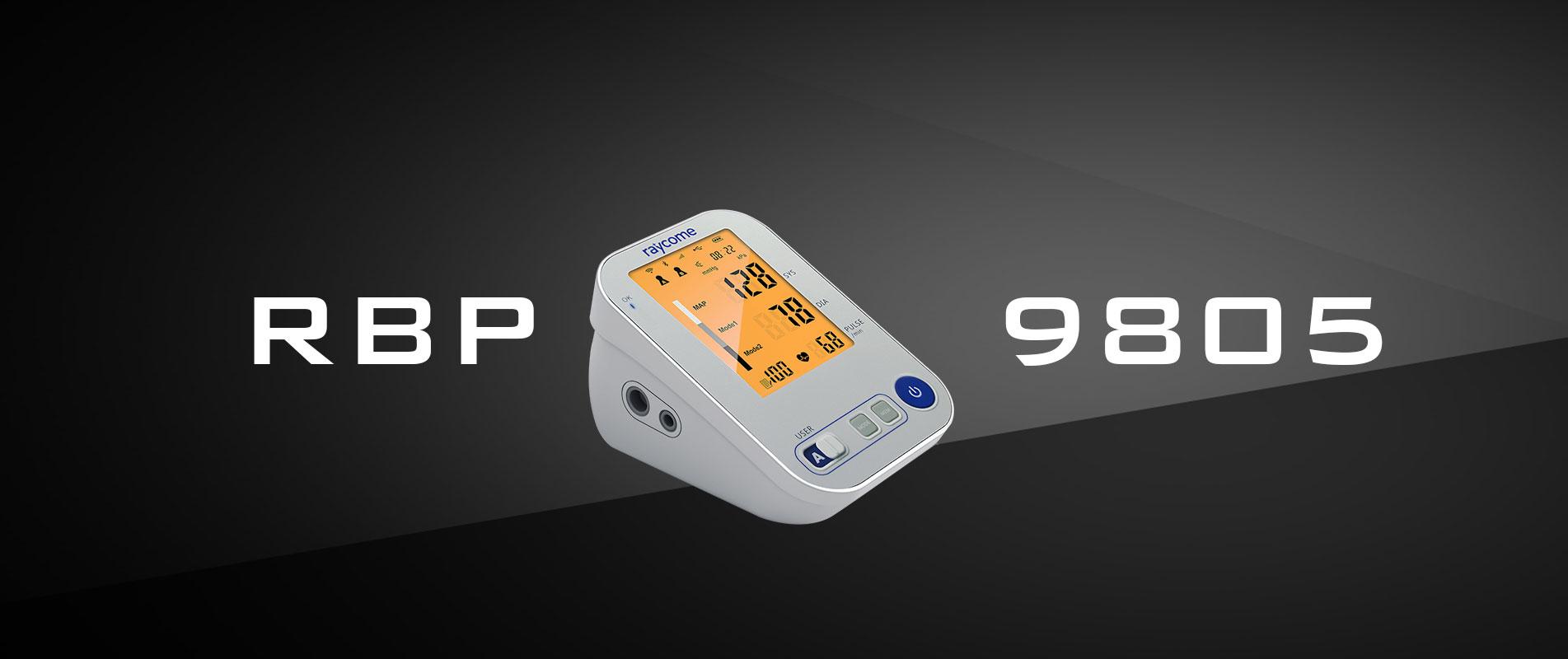 Raycome 9805 blood pressure machine