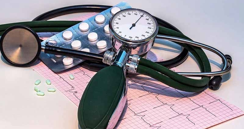 A Sphygmomanometer Next to HBP Drugs