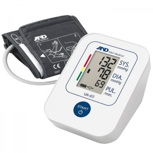 A&D Upper Arm BP Monitor