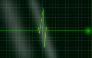 A Pulse Wave Graphic