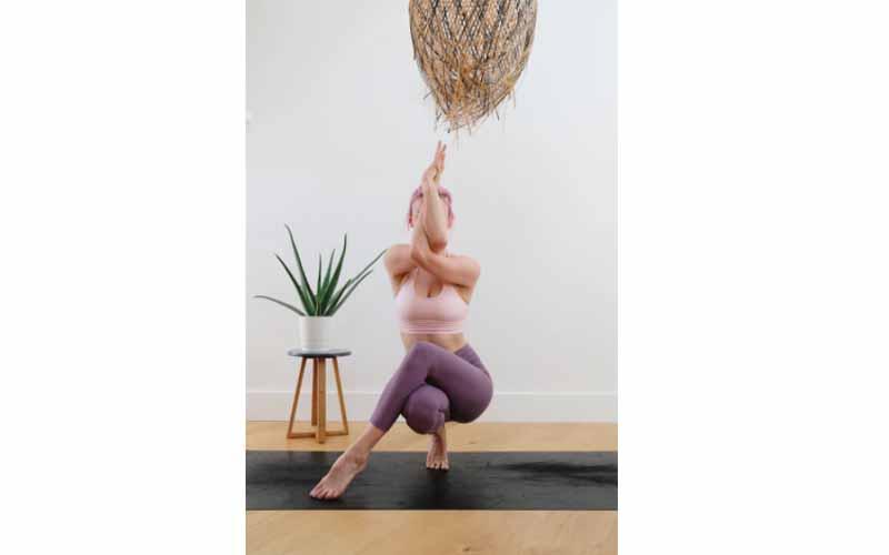 Lady-doing-flexibility-yoga-pose