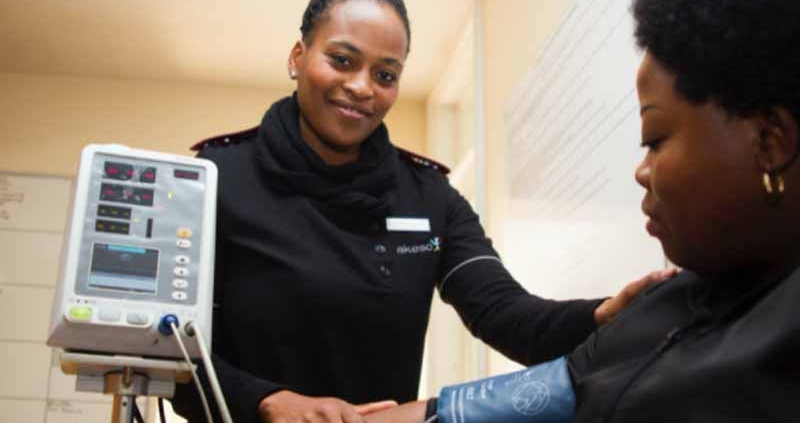 High Blood Pressure Monitoring