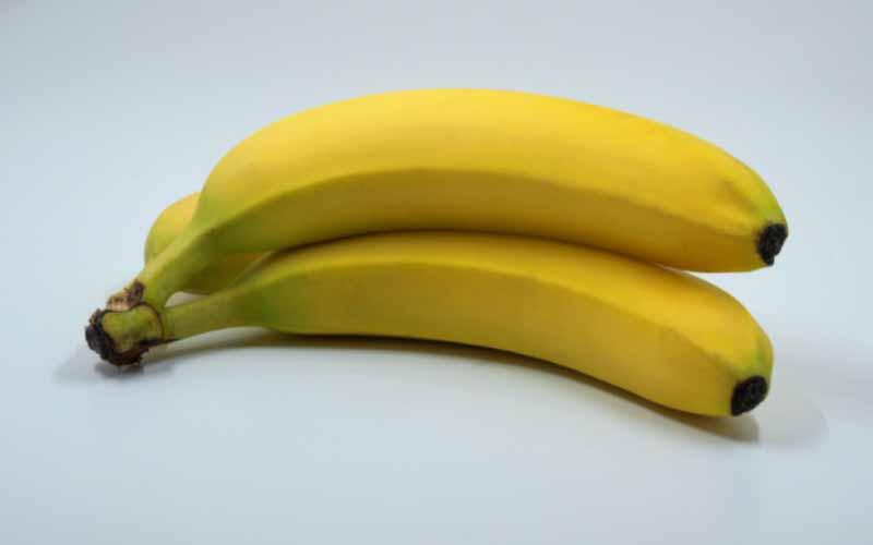 Potassium Rich Bananas